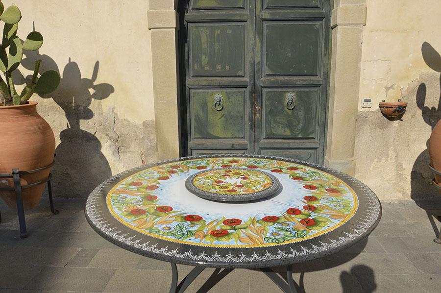 Fiere archivi merlo ceramiche tavoli in pietra lava ceramizzata tavoli ceramica santo - Santo stefano di camastra piastrelle ...